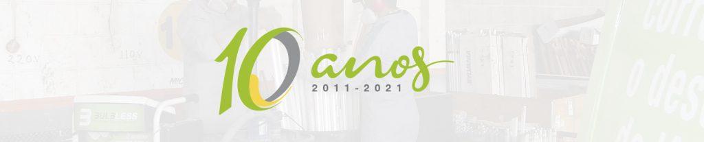 10 anos de Bulbless: nosso mais sincero agradecimento a todos que tornaram essa marca possível